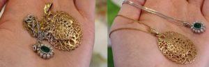 Как распутать цепочку серебряную, золотую, с крестиком – 4 способа