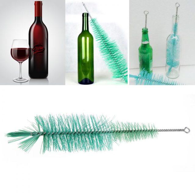 Как отмыть бутыль из-под вина с узким горлом: проверенные и необычные методы
