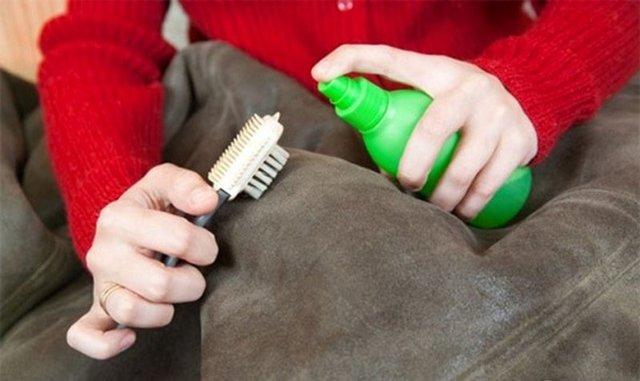 Как почистить дубленку в домашних условиях без вреда для кожи