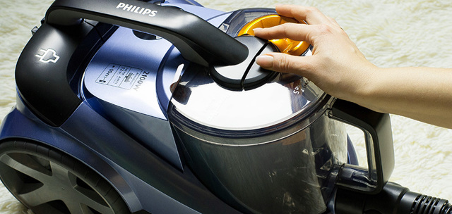 Циклонный фильтр для пылесоса - что это такое, плюсы и минусы