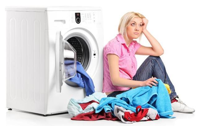 Вес белья для стиральной машины: таблица для расчета
