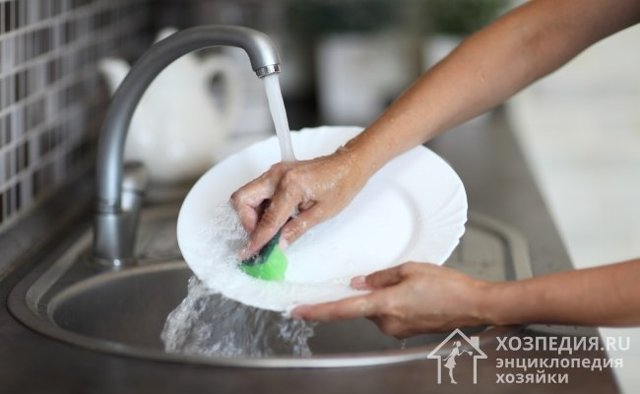 Моющее средство для посуды своими руками в домашних условиях