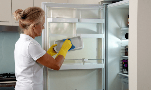 Как избавиться от запаха в холодильнике при помощи народных средств?