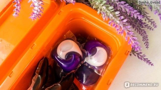Как правильно использовать капсулы для стирки и какие выбрать: Тайд, Ариэль, Персил или другие