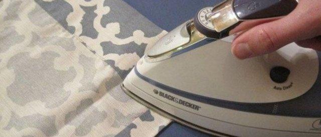 Как стирать римские шторы вручную и в стиральной машине