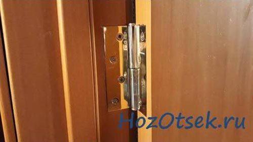 Чем смазать двери, чтобы не скрипели: народные средства