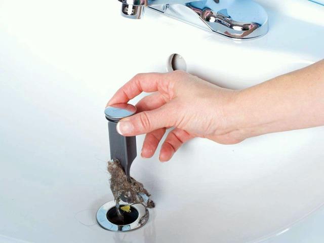 Сода и уксус для прочистки труб – испытанные народные средства
