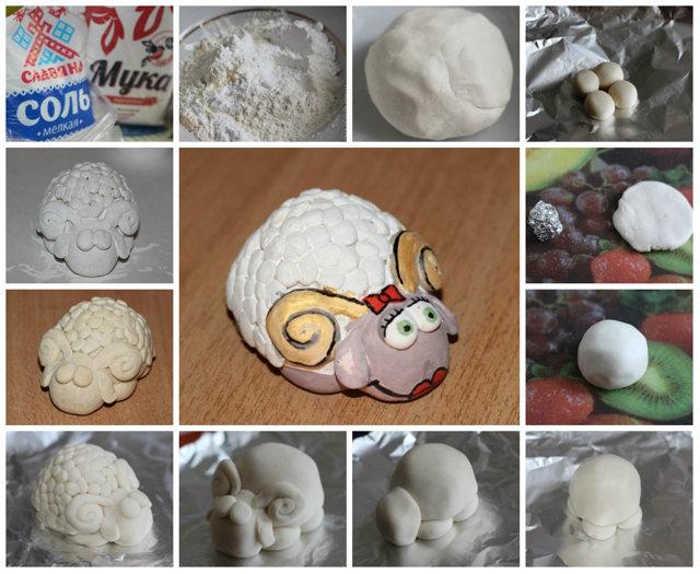 Как сушить соленое тесто, чтобы оно не вздувалось и не трескалось?