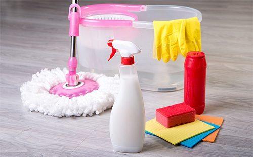 Как мыть полы с Белизной, в каких пропорциях разводить средство в воде