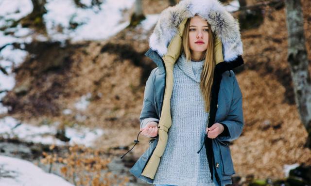 Как вывести жирное пятно с куртки и пуховика в домашних условиях