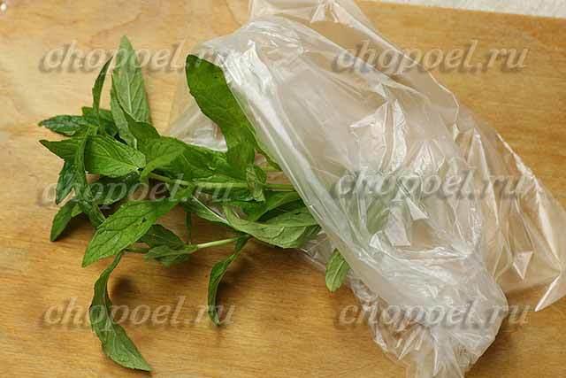 Можно ли мяту заморозить на зиму и хранить в морозилке – хороший способ заготовки ароматных трав