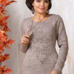 Как растянуть шерстяной свитер после стирки: возвращаем вещи нормальный вид