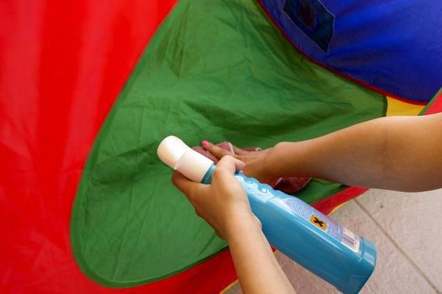 Как стирать палатку в стиральной машине в домашних условиях