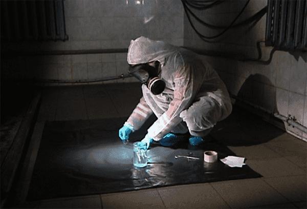 Демеркуризация ртути в домашних условиях