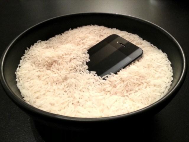 Телефон упал в туалет – как спасти гаджет?