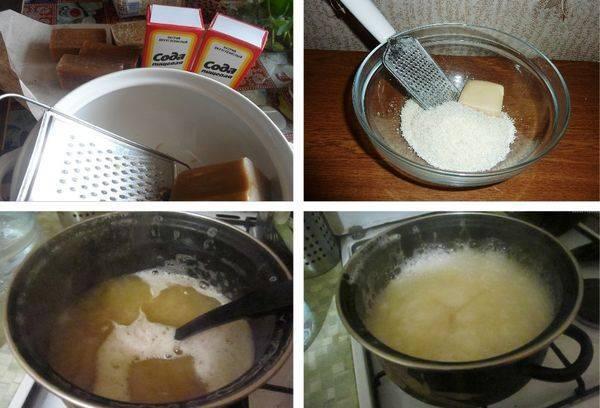 Как приготовить мыльно-содовый раствор легко и быстро