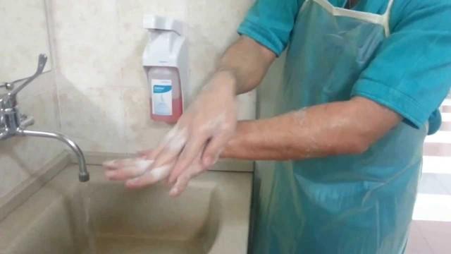 Как правильно мыть руки детям, поварам и медицинским работникам?