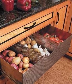 Где и как правильно хранить зелёный и репчатый лук: в холодильнике, в комнате, на балконе