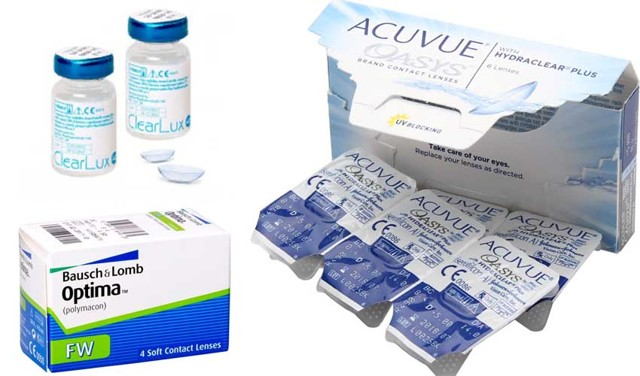 Можно ли хранить контактные линзы в обычной воде, в физрастворе и других жидкостях