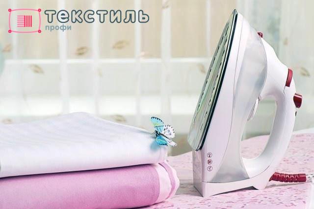 Как правильно и быстро гладить постельное бельё и одежду: как сушить, режим утюга, нюансы