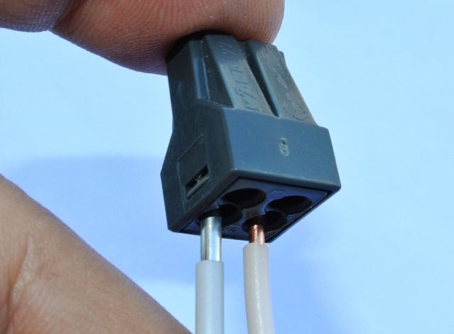 Почему нельзя соединять алюминиевые и медные провода, как сделать соединение правильно