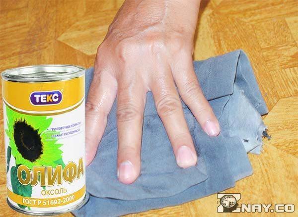 Можно ли мыть линолеум нашатырным спиртом, чем ценно средство