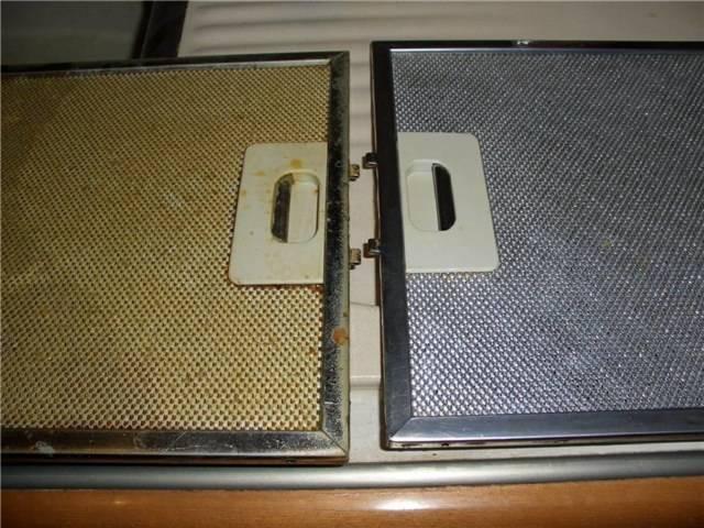 Как почистить жировой фильтр от вытяжки и очистить застаревшую грязь быстро