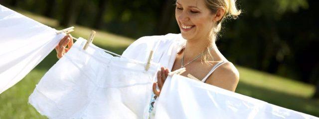 Как отбелить нижнее белье в домашних условиях – самые действенные и простые способы