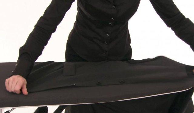 Как погладить пальто в домашних условиях: правила, рекомендации, нюансы