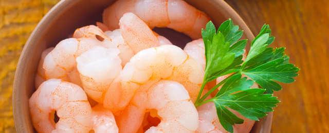 Как варить креветки замороженные – 3 простых способа