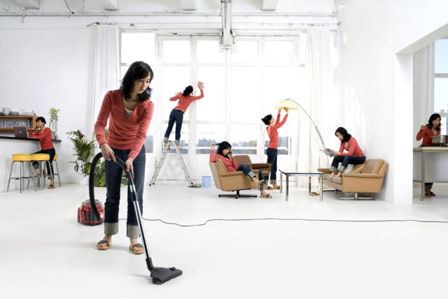 Как быстро убраться в комнате: порядок действий