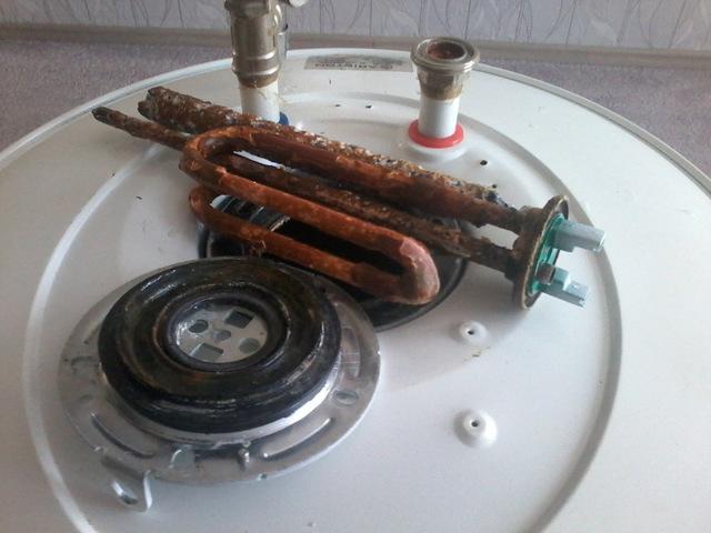 Как и чем почистить ТЭН водонагревателя самостоятельно?