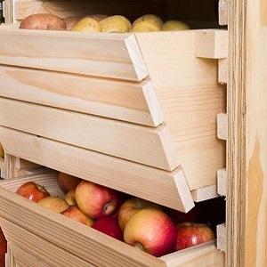 Где хранить картошку в квартире – на кухне, на балконе, в кладовке или в холодильнике