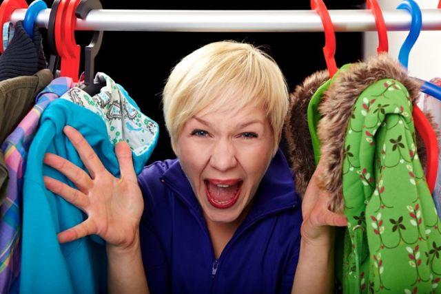 Как вывеси плесень с одежды и не допустить ее повторного появления?