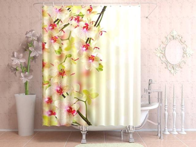 Как отмыть или отстирать шторку в ванной от желтизны, плесени, грибка и известкового налета