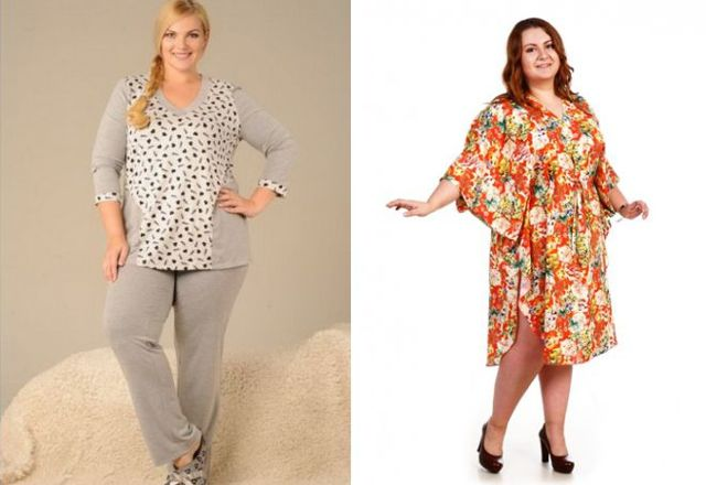 Удобная и лучшая одежда для дома – костюм, пижама, платье или халат