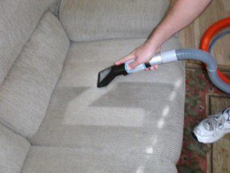 Как почистить диван пароочистителем: советы, предостережения, инструкции для владельцев Керхера и других приборов