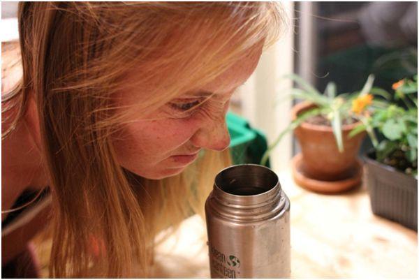 Как и чем отмыть нержавейку и термос от чайного налета внутри - обзор химических и механических способов