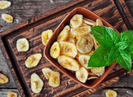 Что сделать из бананов:10 простых и интересных идей