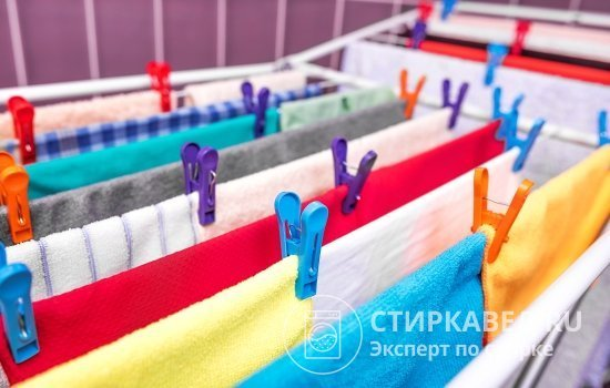 Как выбрать напольную сушилку для белья: полезные советы и современные модели
