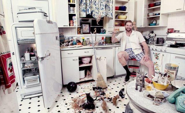 5 анекдотов про уборку и выводы, которые должны сделать хозяйки
