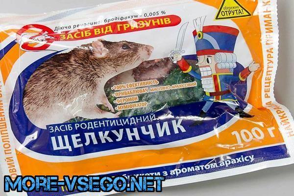 Как избавиться от мышей в частном доме - народные и химические средства