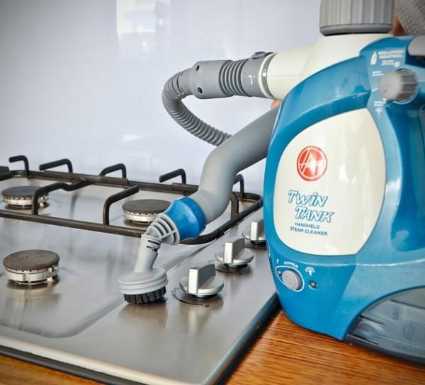 Как отмыть решетку газовой плиты, чем удалить горелый жир