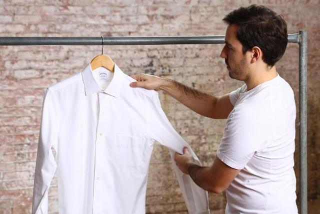 Как накрахмалить рубашку в домашних условиях?