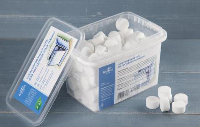 Соль для посудомоечной машины: инструкция – сколько сыпать, какая нужна, зачем
