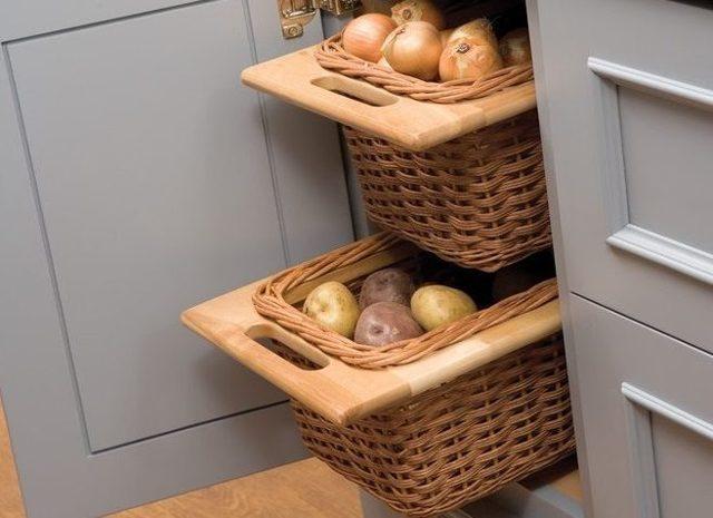 Как хранить картошку в квартире правильно?
