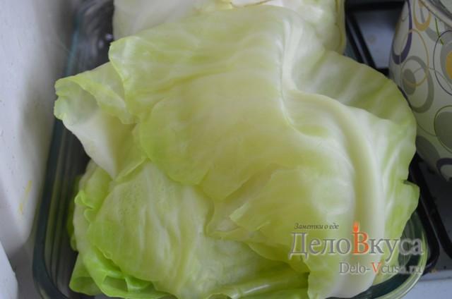 Как легко и быстро отделить листья капусты для голубцов: инструкция пошагово