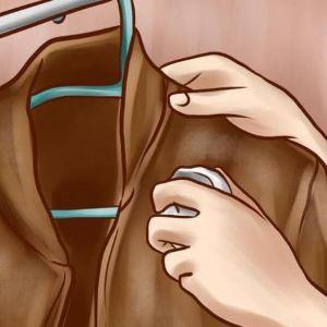 Как почистить пиджак в домашних условиях: самые эффективные методы
