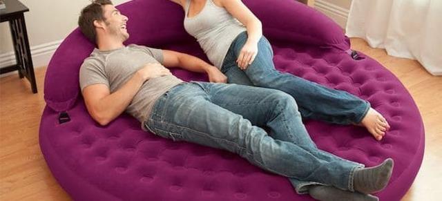 Как заклеить надувной матрас:правильно в домашних условиях (3)