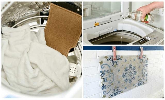 Можно ли стирать клеёнку в стиральной машине — зависит от типа клеёнки